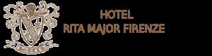 logo hotel rita major firenze